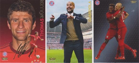 Bayern_München_Cards_2016_Cards