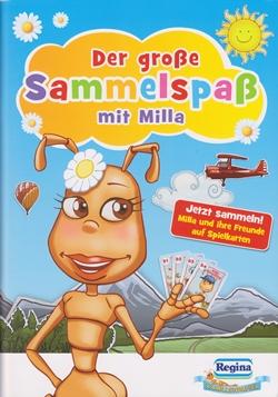 Sammelspaß_mit_Milla_Album