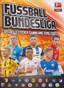 Bundesliga_2016_2017_Album