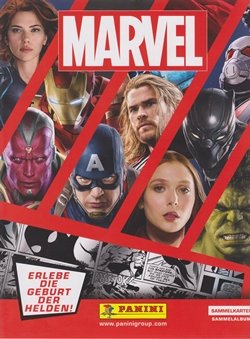 Marvel_Sammelkarten