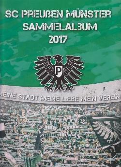 SC_Preußen_Münster_Sammelalbum_2017