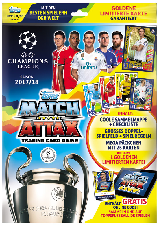 Match_Attax_CL_17_18_Starter