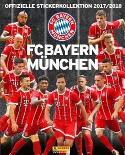Karte 31 Panini FC Bayern München 2018//19 Jubel