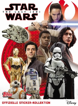 Star Wars Sticker_Album