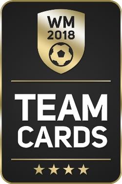 Ferrero Packt Auch Zur Wm 2018 Team Cards Statt Sticker In