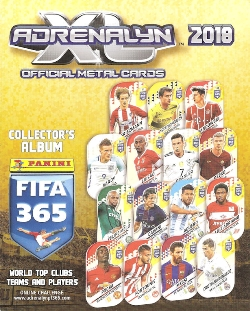 FIFA_365_Metal_Cards_Album