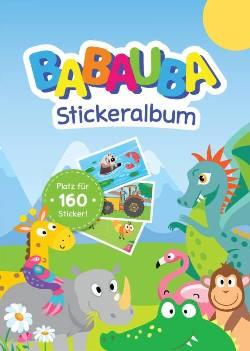 Babauba_Stickeralbum