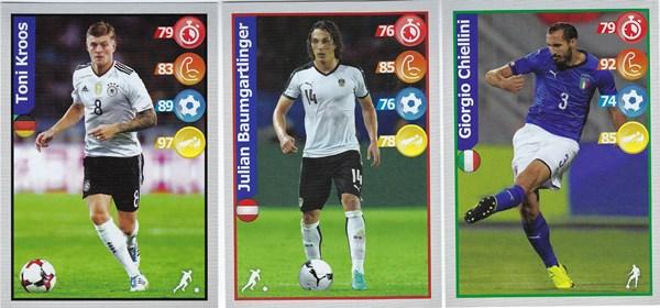 football superstar stickers