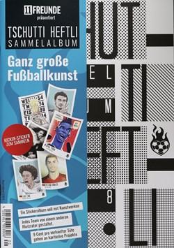 Tschutti_Heftli_Sammelalbum_2018_Album