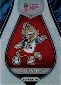 2018 Panini - Russia 2018 - Champions - Zabivaka1