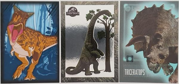 Panini Sticker 113 Nr Dinosaurier wie Ich!