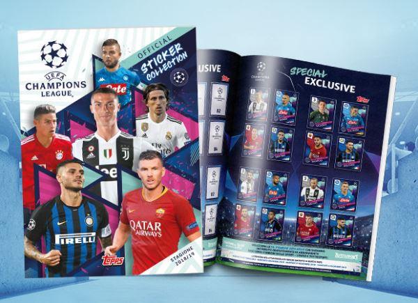 Uefa Champions League Sammelbild Info