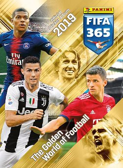 Fifa 365 Sammelbild Info