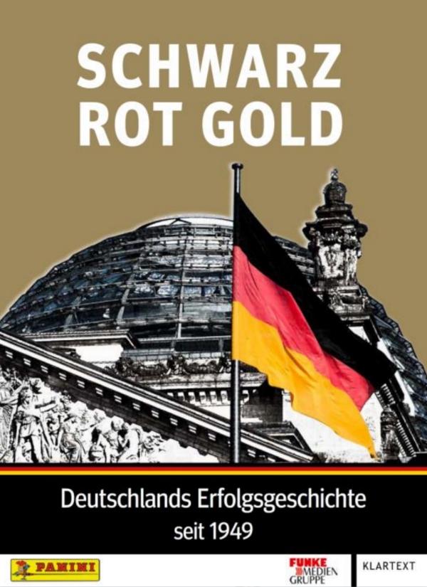 Schwarz Rot Gold Juststickit Und Funke Mediengruppe