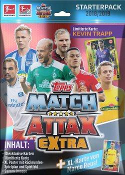 Match Attax Sammelbild Info