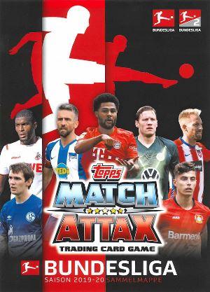 Match Attax 19//20 Linton Maina LE 25 Limitierte Auflage Bundesliga